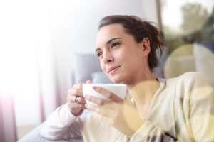 lady-chilling-with-coffee