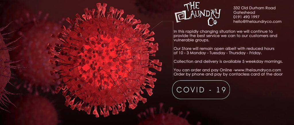 coronavirus covid 19 laundry drycleaning